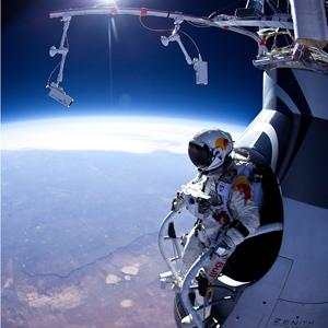 Red Bull Team Space Jump.